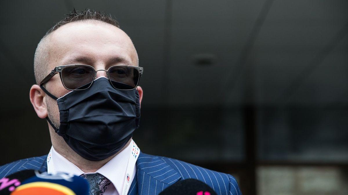 Slovenští vyšetřovatelé chtějí vazbu pro šéfa tajné služby