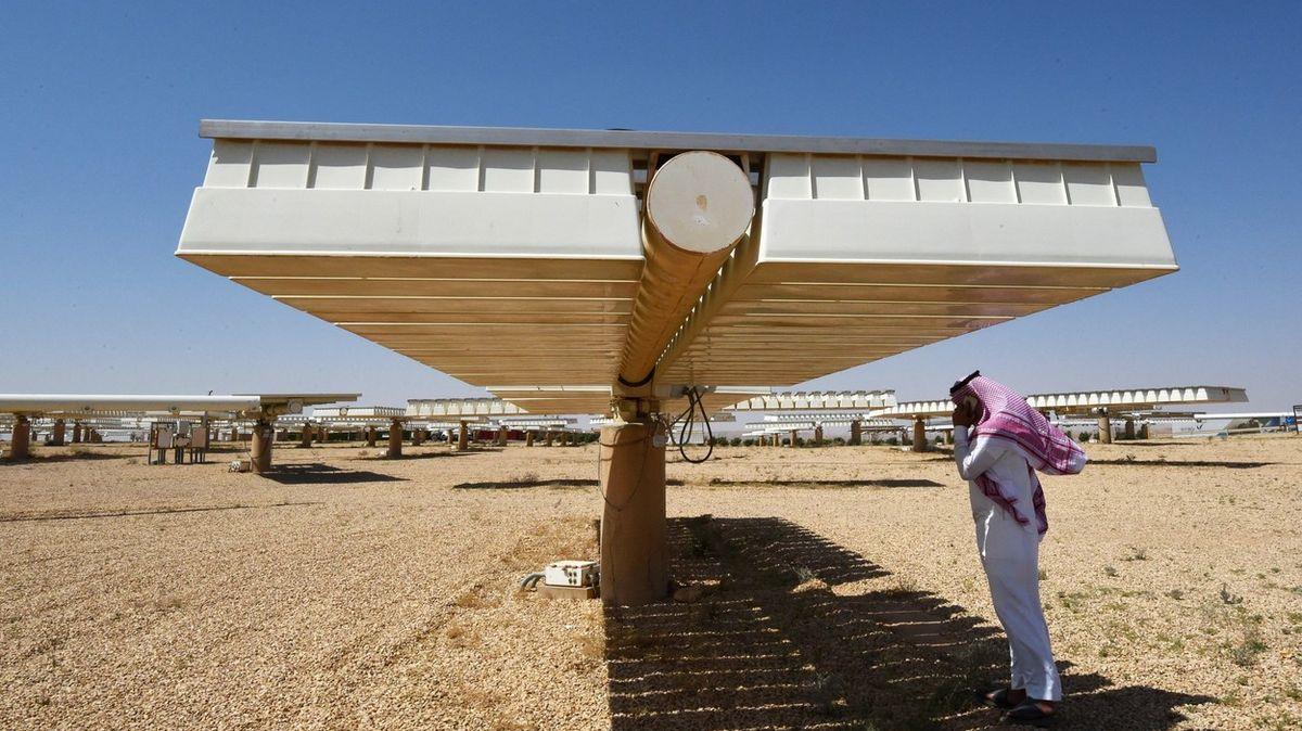 Na čistou energii už sází išejkové. Saúdové nabízejí Evropě dovoz vodíku