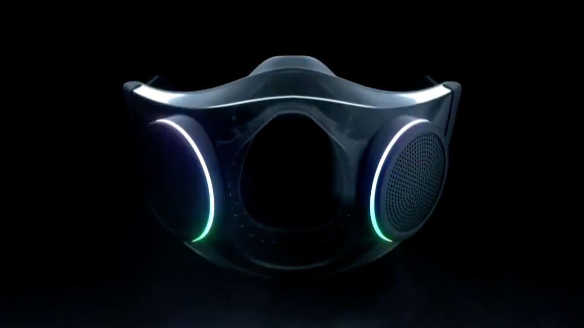 Futuristický respirátor bude ke koupi vříjnu. Představil se virtuálně