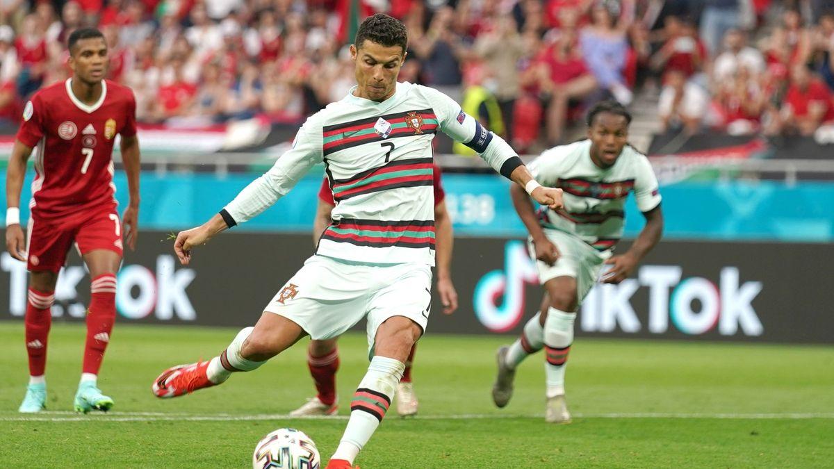 Ronaldo přepsal historii. Na pozici dvojky odsunul legendárního Platiniho