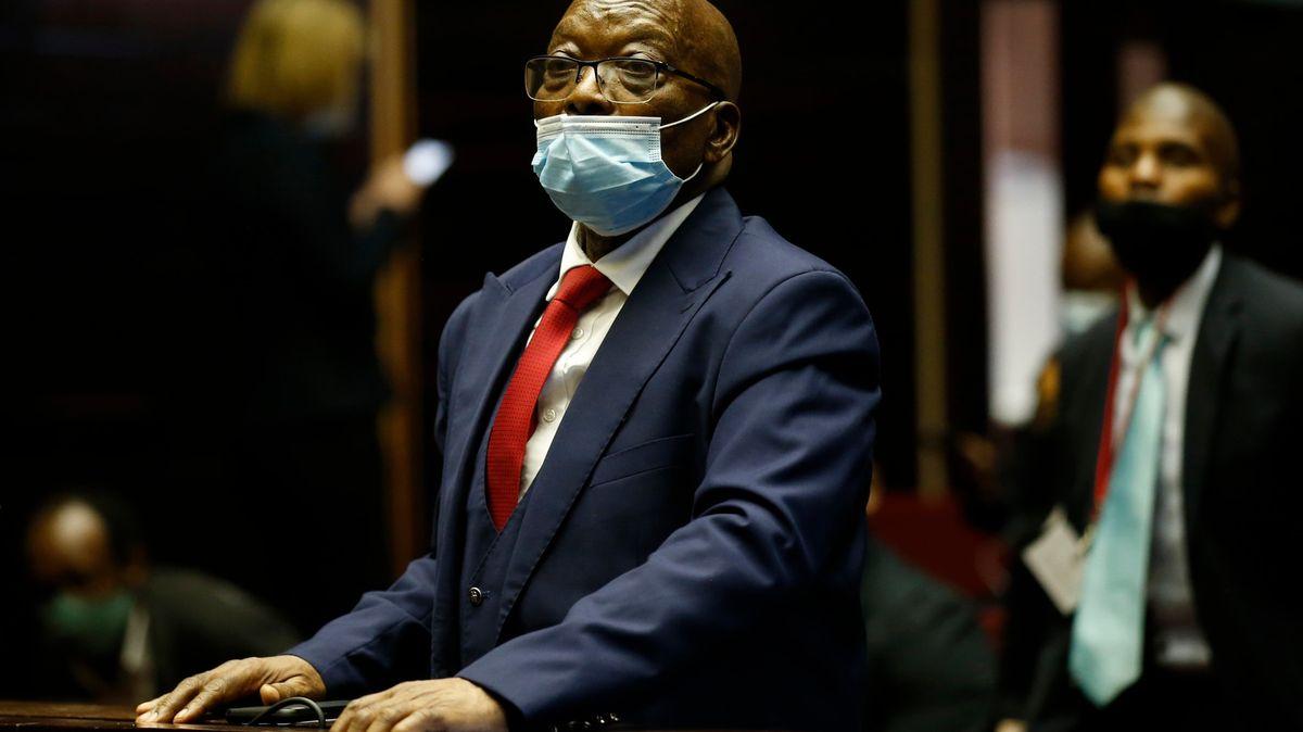 Bývalý prezident JAR byl odsouzen za pohrdání justicí