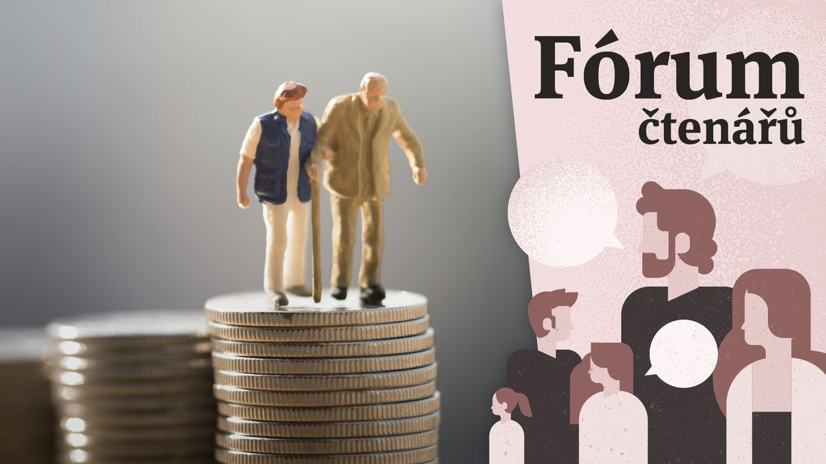 Sociální korupce a kampaň za státní peníze, píší ozvýšení penzí čtenáři