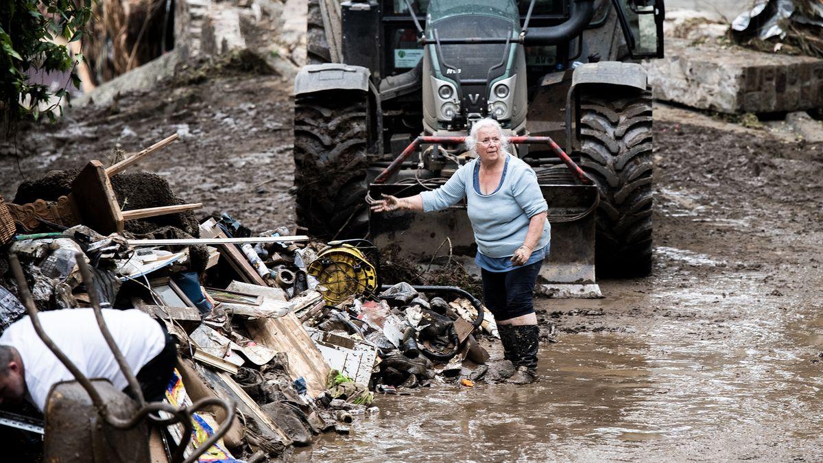 Čísla pohřešovaných klesají, počty obětí povodní ale zřejmě porostou