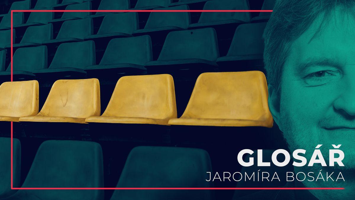 Jaromír Bosák: Nehledejte alibi vabsenci diváků