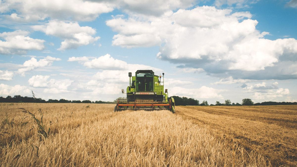 Zemědělci vUSA dokážou spočítat emise do posledního zrnka kukuřice