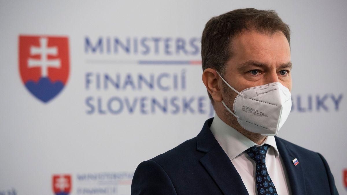 Slovensko má kruské vakcíně dveře stále otevřené, tvrdí Matovič