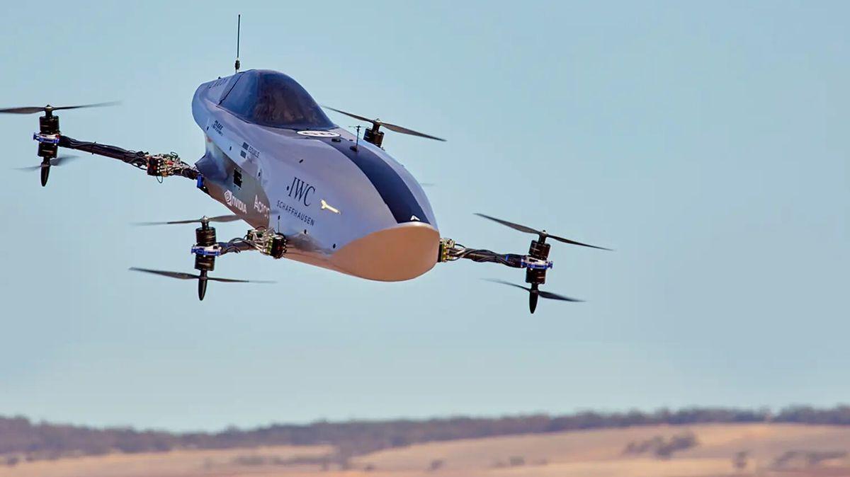 Už letos se mají konat první závody létajících kluzáků jako ze Star Wars