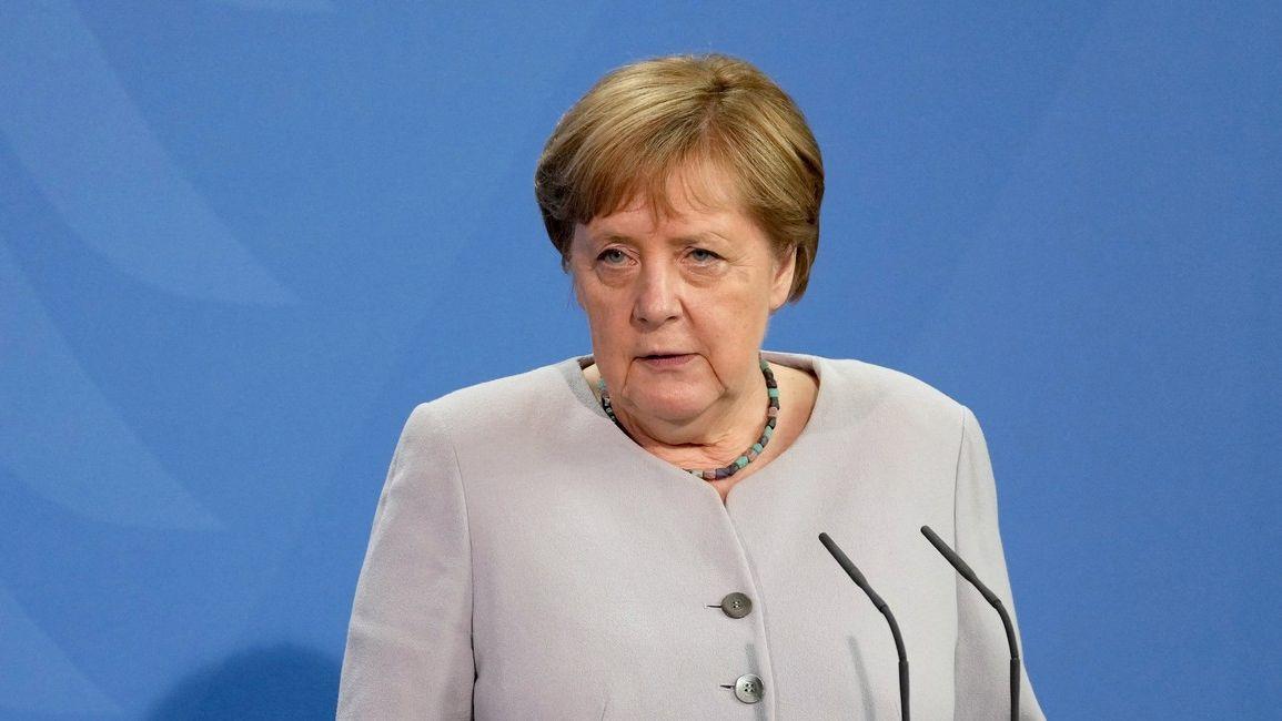 Merkelová dostala dvě různé vakcíny