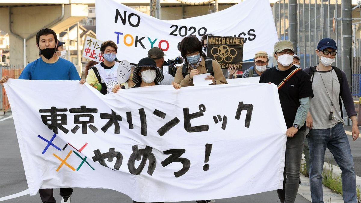 Zrušte olympijské hry vTokiu, vyzývá premiéra jeden zpartnerů her