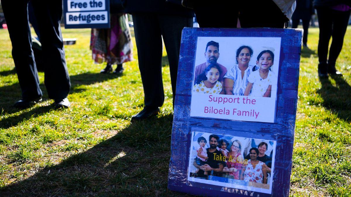 Austrálie přijme uprchlickou rodinu, ta ale vyhráno stále nemá