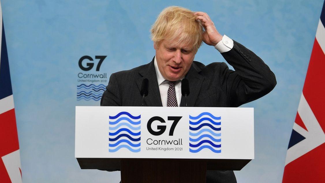 """""""Konec sobectví."""" Země G7 slíbily zajistit miliardu vakcín pro chudší země"""