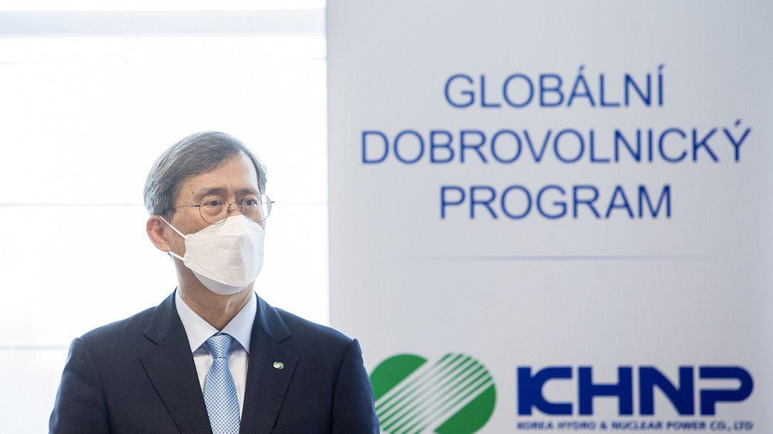 Můžeme dát vydělat až 160českým firmám, tvrdí Korejci, co chtějí do Dukovan
