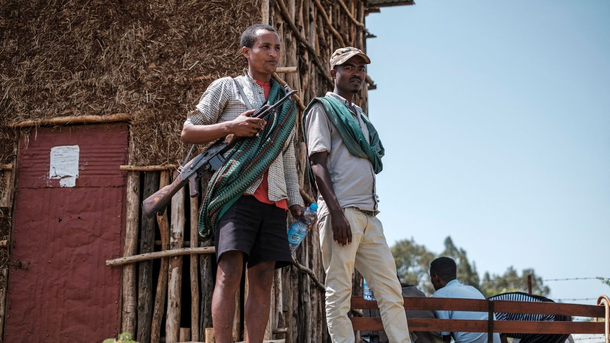 Krvavý konflikt vTigraji má pauzu. Etiopská vláda vyhlásila příměří