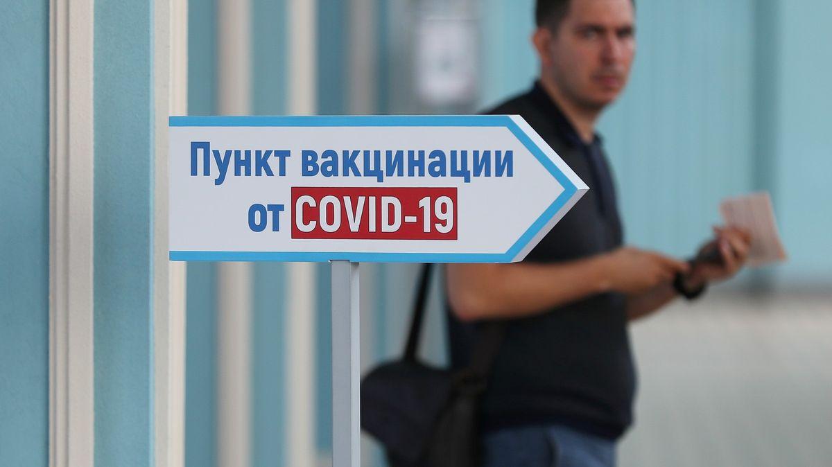 """Nevěřit vakcínám je luxus. Rusko ale nedůvěrou """"překonalo"""" ibohatší země"""