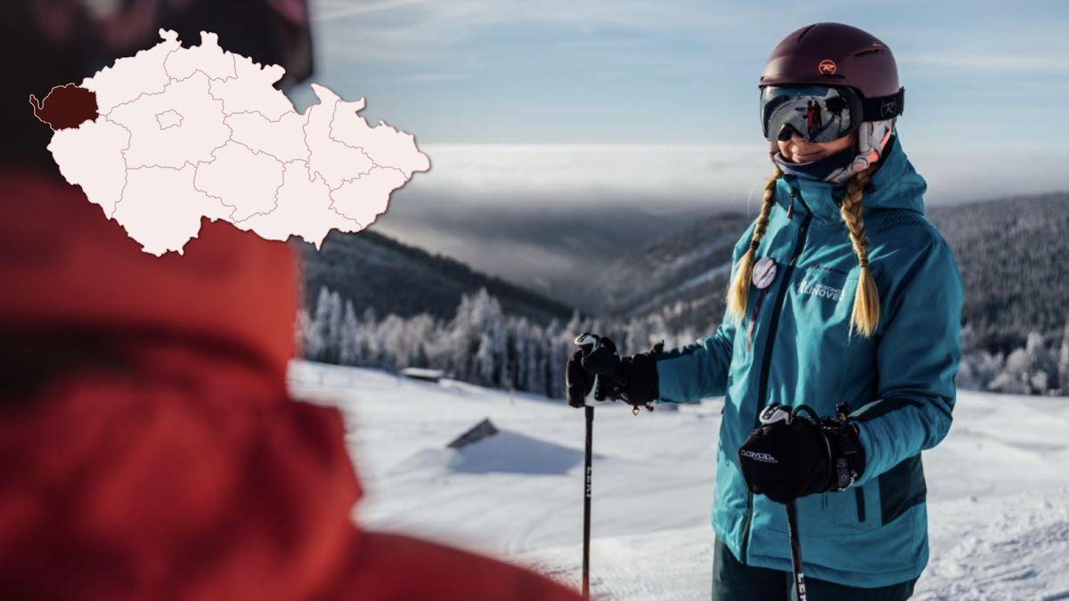 Skiareál Klínovec vybízet lidi kodchodu ze svahů nebude