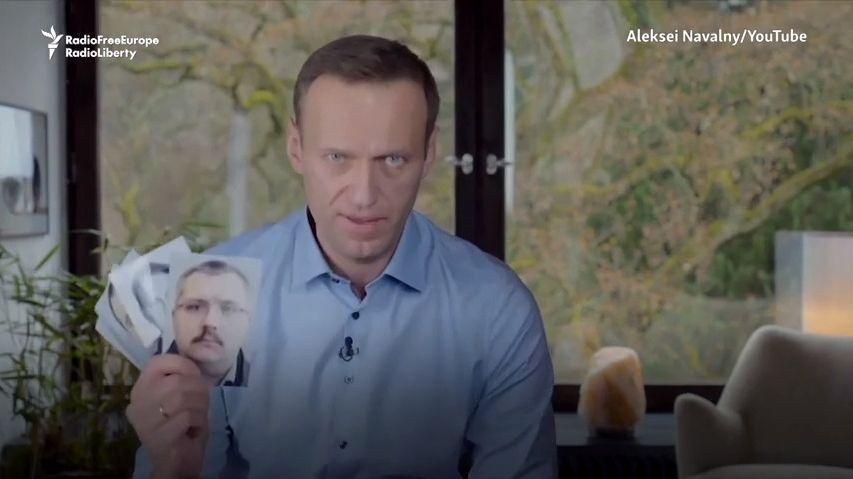 Navalnyj: Putin je vrah. Za mou otravou bezpochyby stojí on