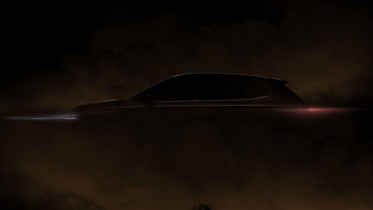 Škoda ukázala první snímek nové generace modelu Fabia