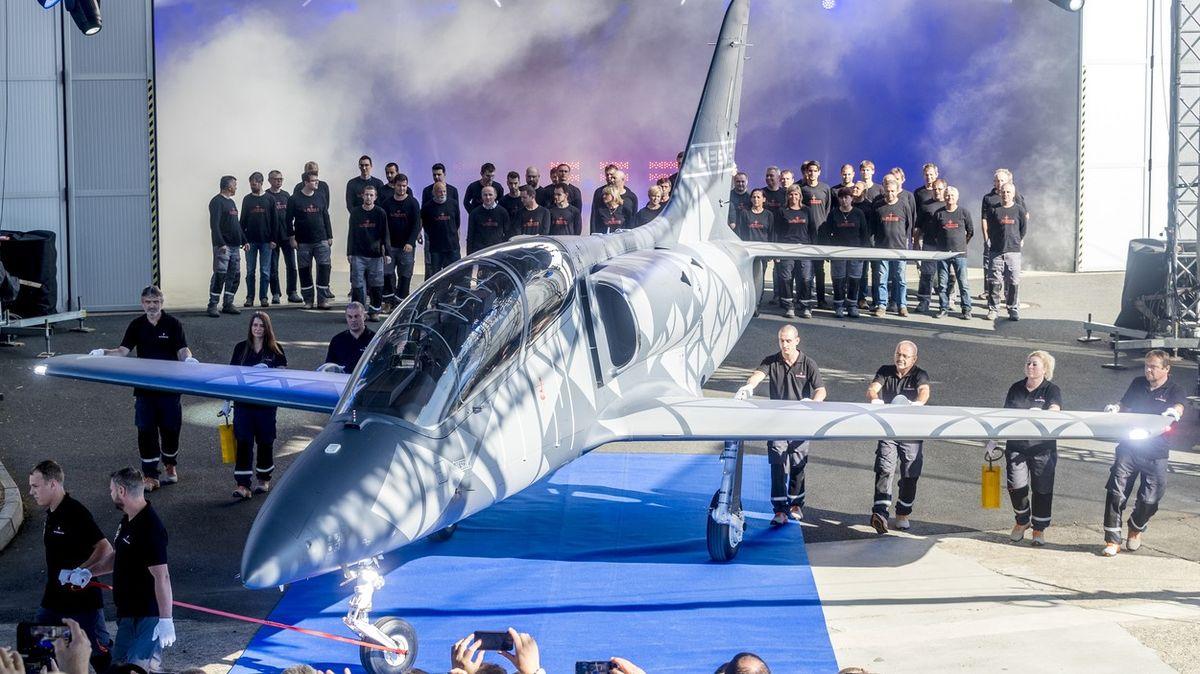 Vietnam koupí dvanáct nových letounů L-39NG zAera Vodochody