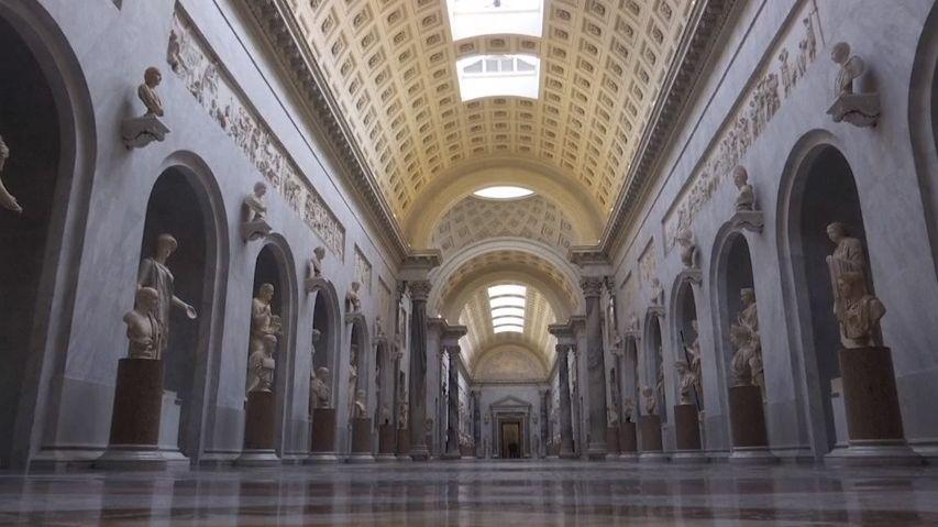 Itálie a Vatikán zpřístupní muzea a památky, otevřou se irestaurace