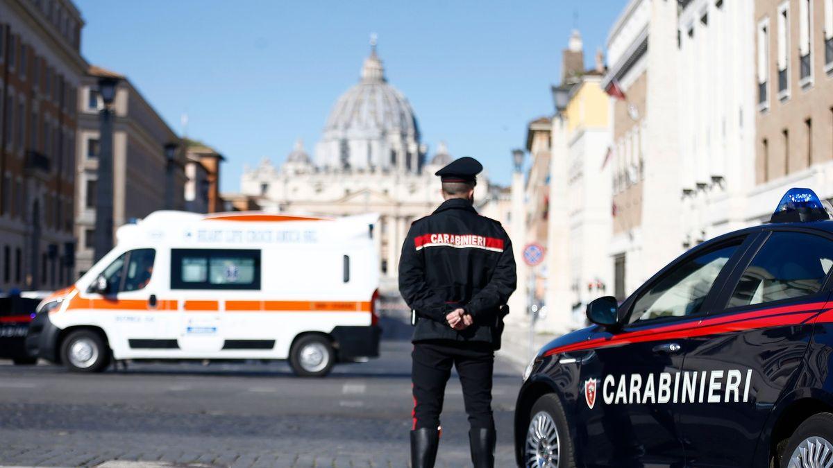 Itálie vyhostila dva ruské diplomaty, důvodem je špionáž