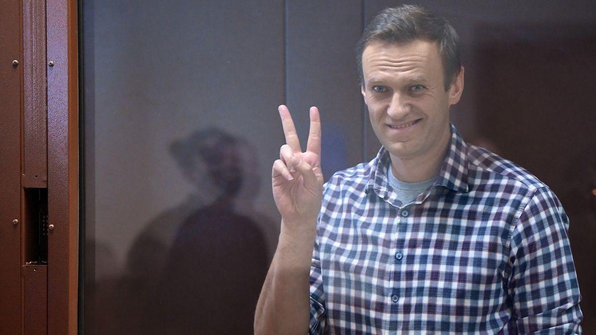 Ruský opozičník Navalnyj zahájil hladovku. Stěžuje si na podmínky věznění
