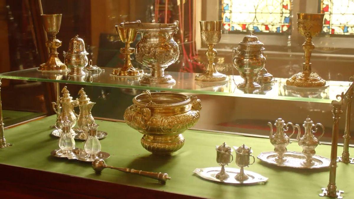 Krádež na zakázku za 30milionů. Zloději ukradli šperk Marie Stuartovny