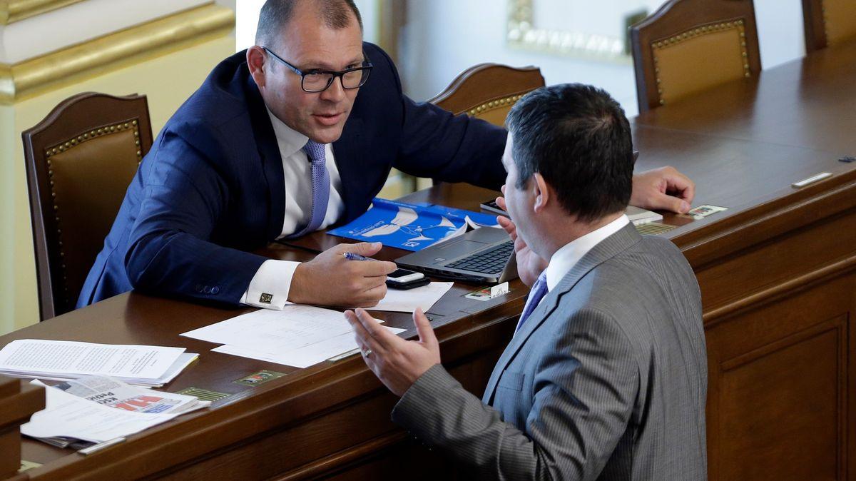 Poslanec ČSSD míří před volbami do vlivného státního podniku