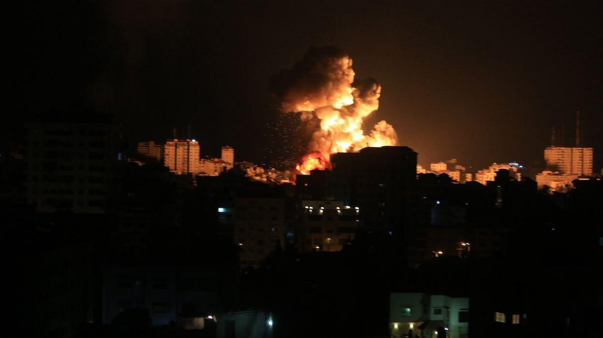 Naše pozemní síly se chystají na útok vGaze, potvrdila izraelská armáda