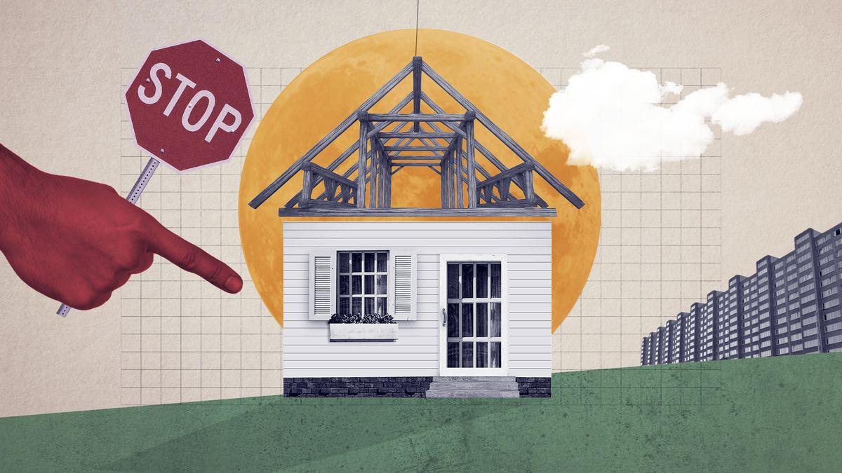 Zakázat stavbu dalších rodinných domů? Otázka, která zvedla voliče změst