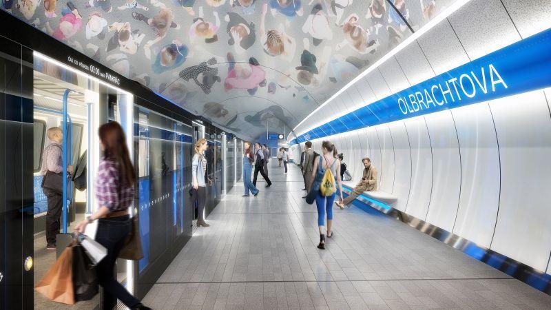 Firma si stěžuje uEvropské komise: Soutěž na metro D je ušitá pro konkurenci