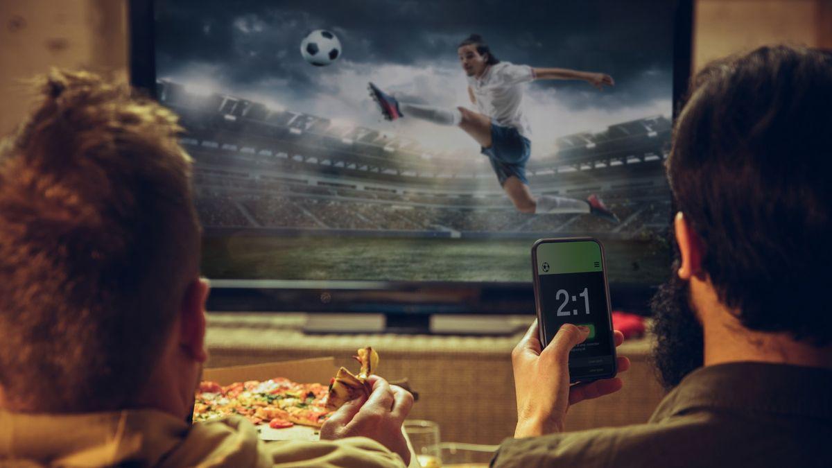 Sportovní šílenství: Američané během tří let prosázeli 53miliard dolarů