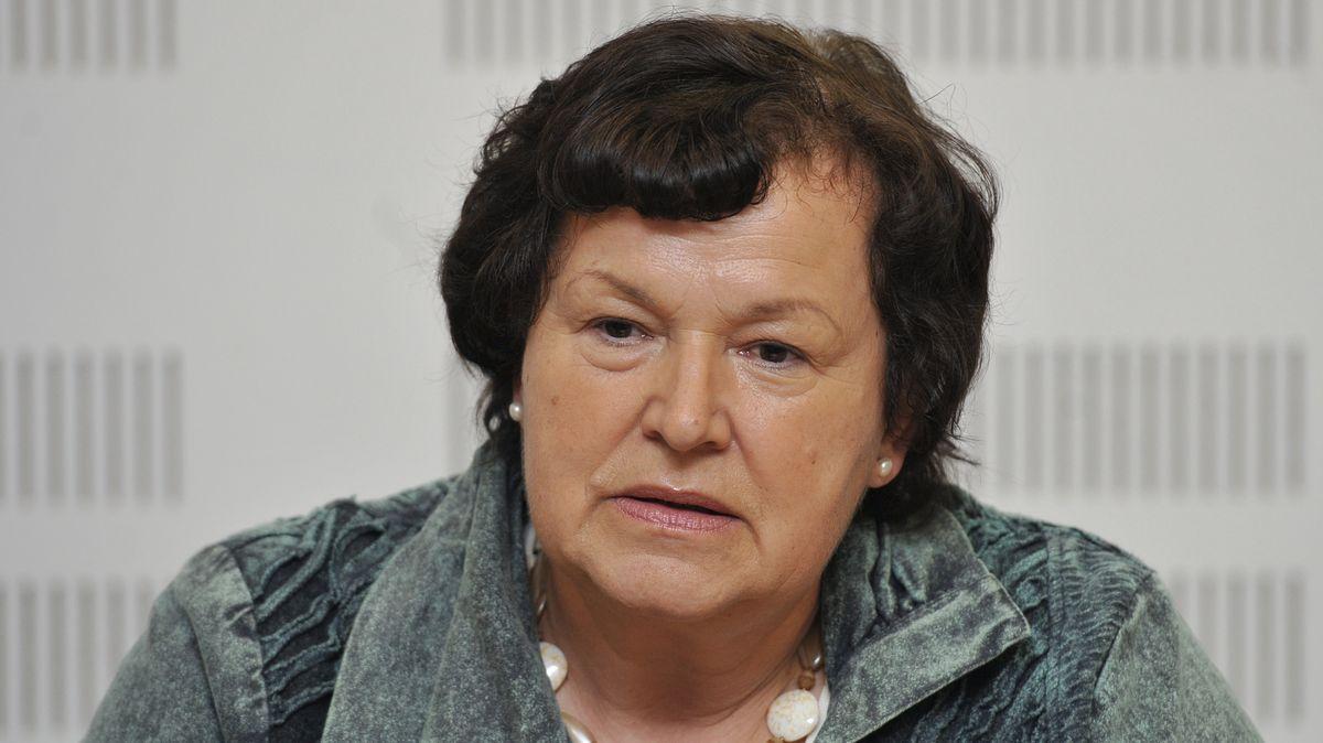 Zemřela bývalá náměstkyně libereckého hejtmana Hana Maierová