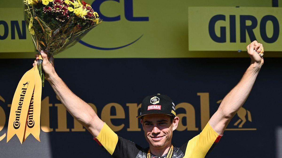 """Operovali ho, pak zářil na Tour de France. Před médii """"utekl"""" na olympiádu"""