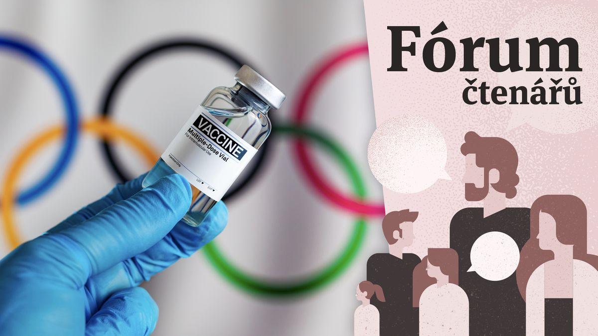 Nezodpovědnost, švejkování a selhání ČOV, píší ocovidu mezi olympioniky čtenáři