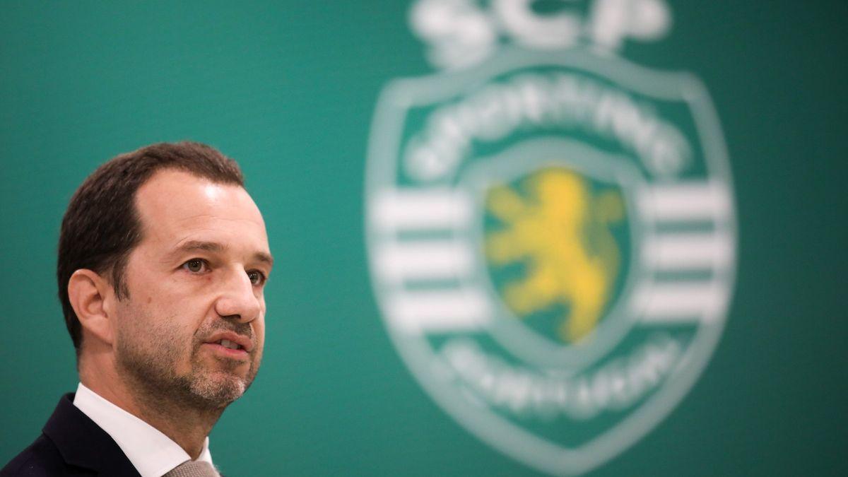 VIP doktor vboji proti koronaviru. Ordinuje prezident fotbalového Sportingu