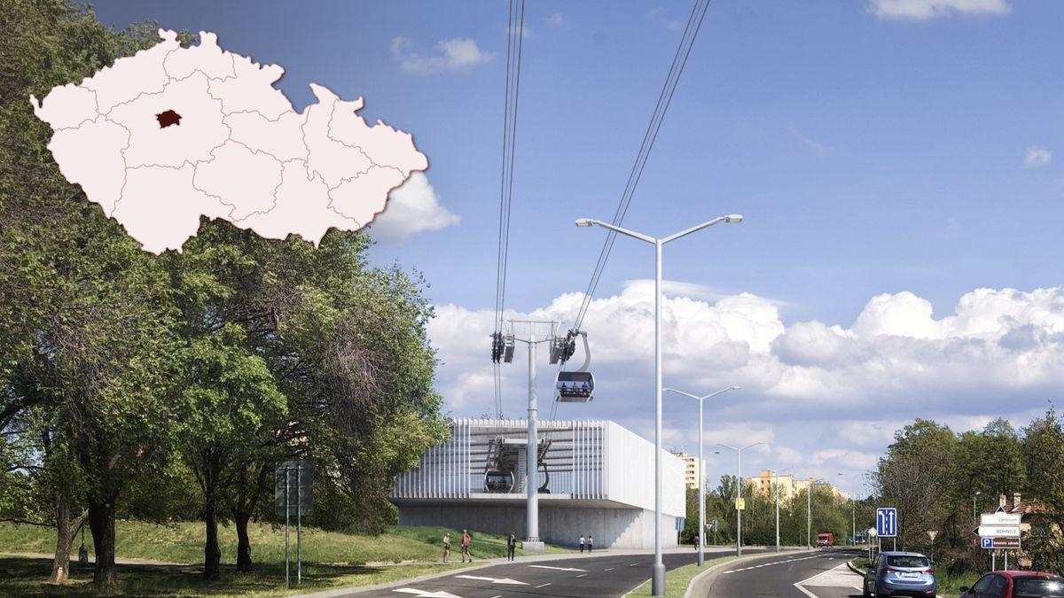 Pražská lanovka do Bohnic musí mít posudek EIA, rozhodl úřad