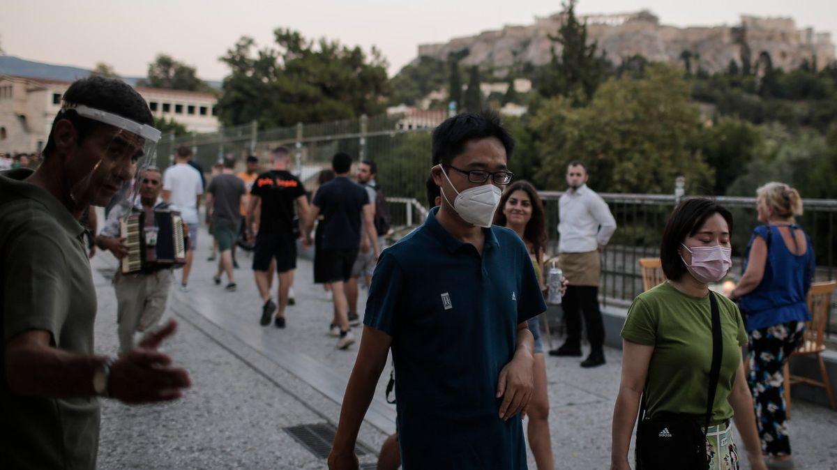 Rozdělené Chorvatsko. Na některých místech je plno, jinde na turisty čekají