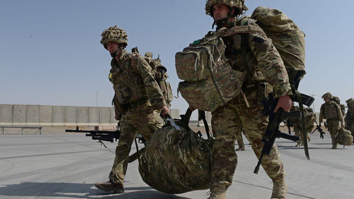 Horší výzbroj iorganizace: Britové trpěli vAfghánistánu více než Američané