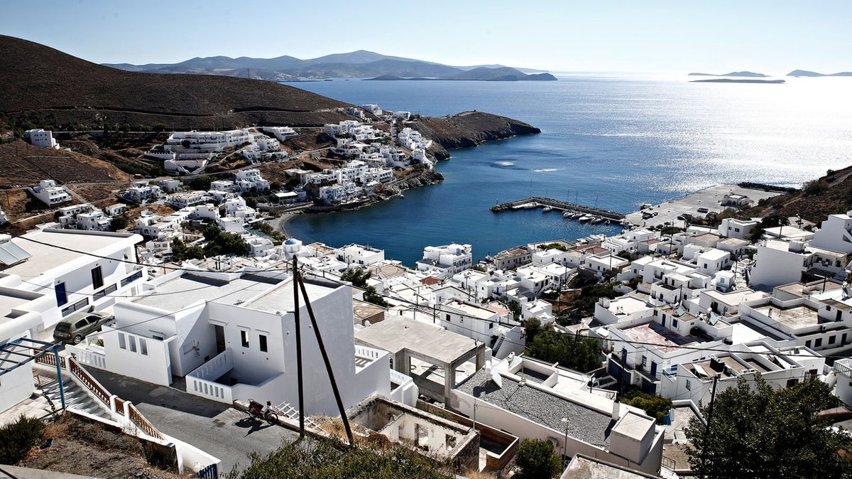 Nejzelenější ostrov Evropy. Řecko chystá unikátní ekologický experiment