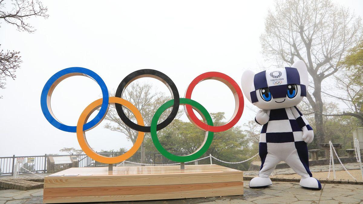 Tečka na mapě může vyvolat bojkot olympiády