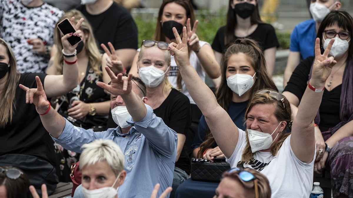 VOlomouci startuje iniciativa Zaparkuj, léto zaplní koncerty ipromítáním
