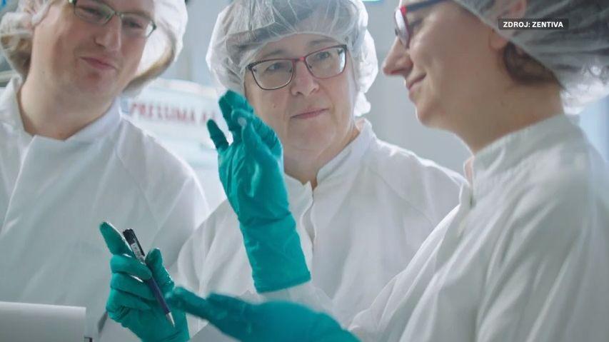 Zentiva chce vyrábět léky proti rakovině. Česko je závislé na zahraničí