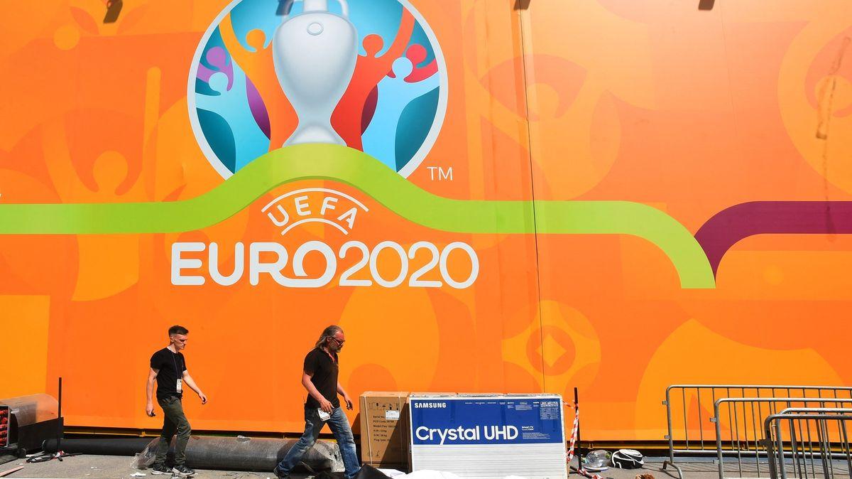 První pozitivní testy na fotbalovém Euru. Koronavirus řádí uSlováků