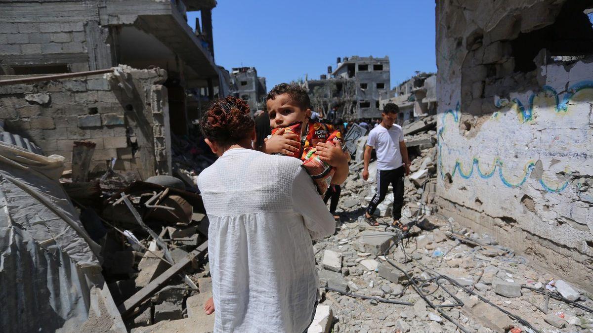 """""""Budí nás exploze otřásající domy,"""" popisuje lékař zGazy"""