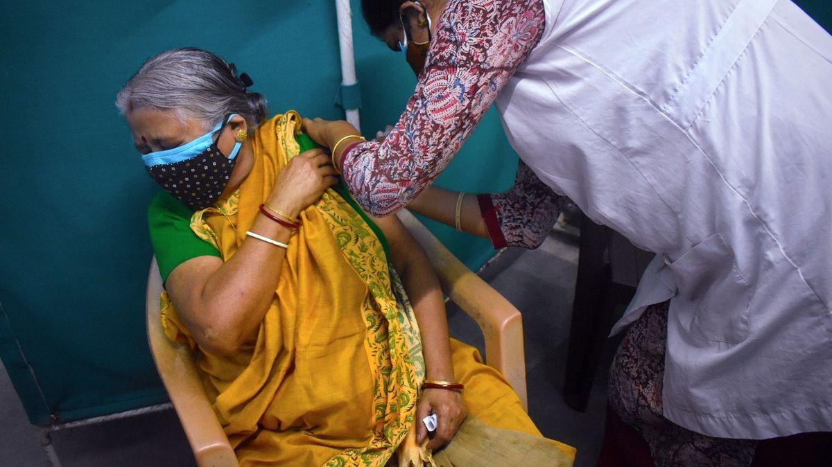 Indie hlásí přes 120tisíc nově nakažených, nejméně od začátku dubna