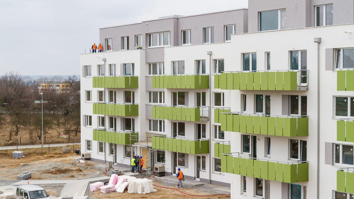 Materiál zdražuje až ostovky procent. Ceny bytů jdou nahoru