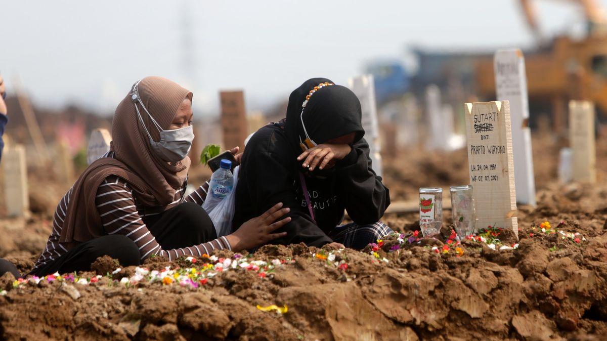 """""""Ne vlna, ale tsunami"""". Největší kontinent bojuje sdeltou, dochází kyslík isíly"""