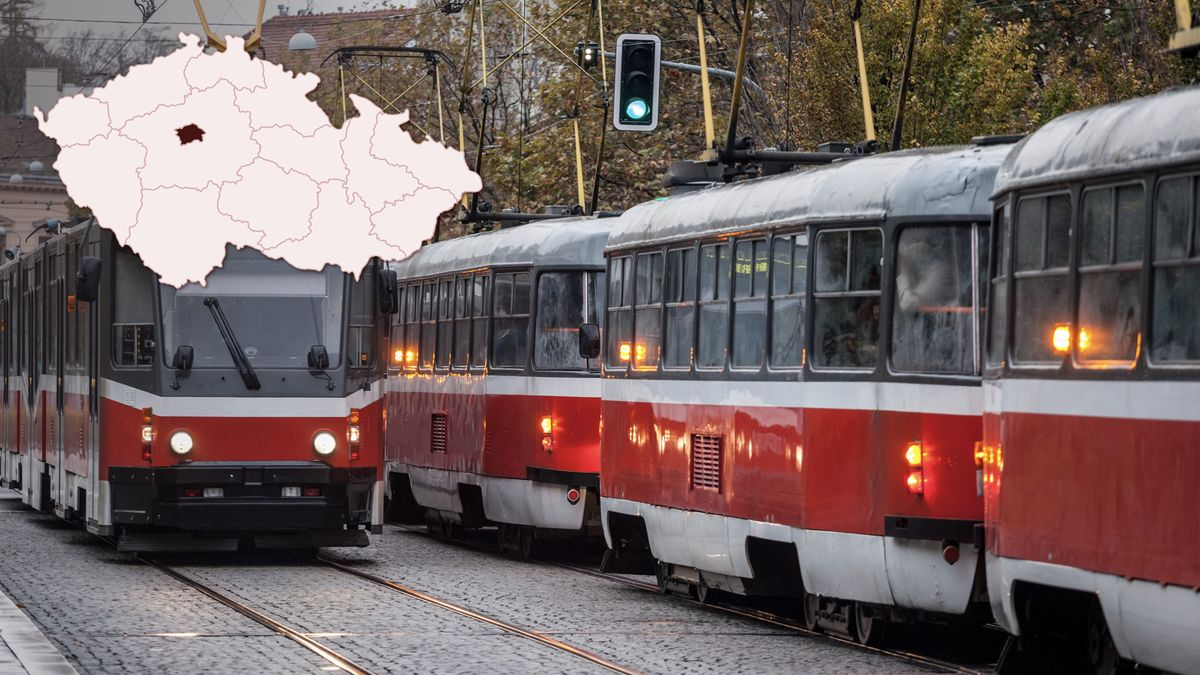 Mezi Pražským povstáním a Vozovnou Pankrác nepojedou tramvaje