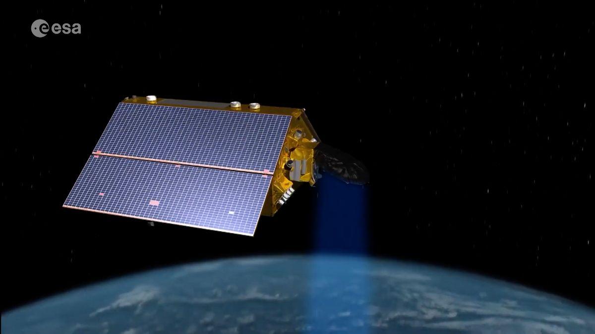 ESA, NASA a SpaceX poslaly do kosmu satelit ke hlídání stoupání oceánů
