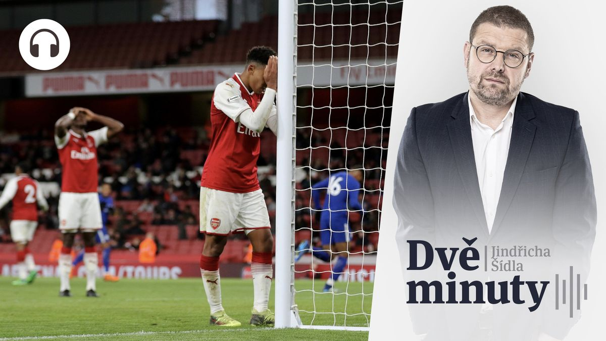 Jindřich Šídlo: Proč fanoušci Arsenalu rozumí této vládě